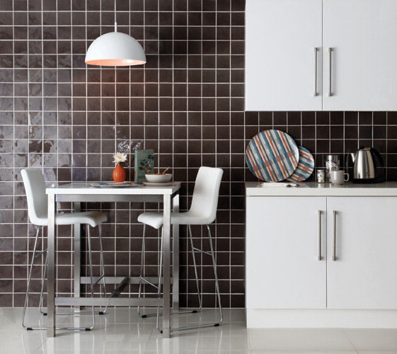 Keuken u00bb Wandtegels Keuken Metro - Inspirerende fotou0026#39;s en ideeu00ebn van ...