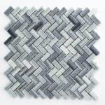 HUH MOS HBV15 natuursteen mozaïek visgraat