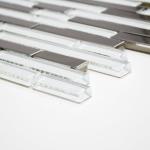 HUH-XAM A863 aluminium mozaïek stroken