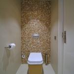 Original Style glas mozaïek toilet GW SDSPMOS