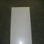 Wandtegel, kleur: mat wit