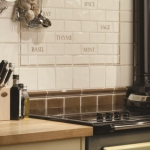 The Winchester Tile Company - Classic - Aroma Kitchen on Off White