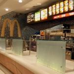 Daltile wandtegels, McDonalds restaurant
